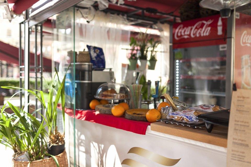Кафе Luigi на Невском проспекте . Изображение № 6.