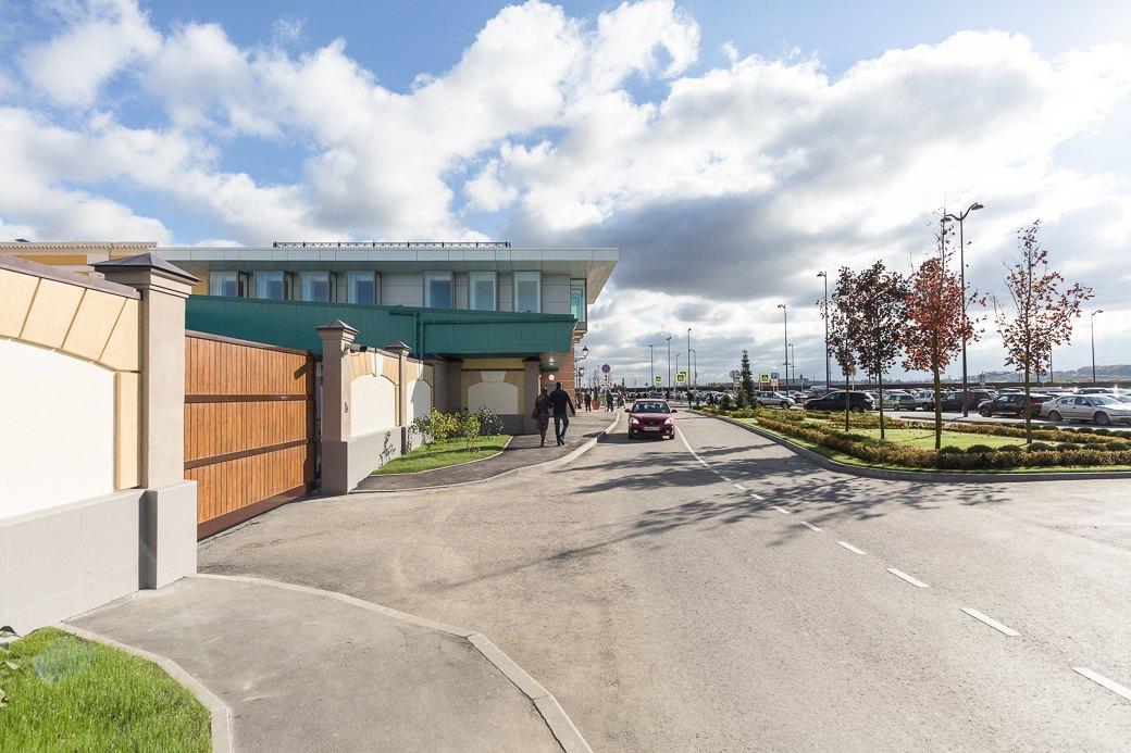 Как выглядит новый аутлет-центр наПулковском шоссе. Изображение № 13.