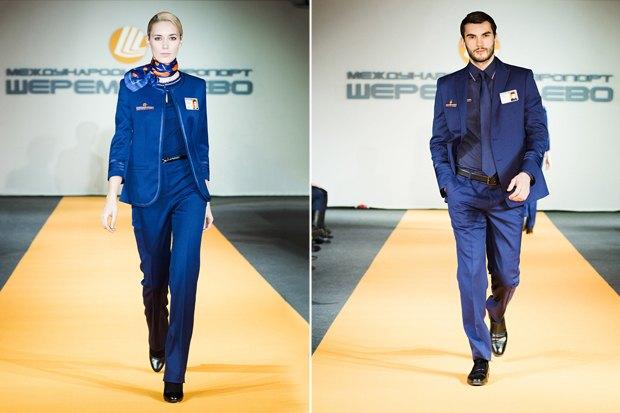 Денис Симачёв одел сотрудников аэропорта Шереметьево. Изображение № 2.