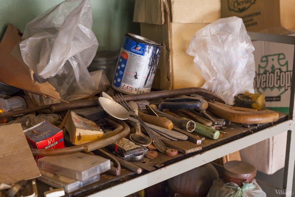 Сделай хлам: Что горожане хранят в гаражах. Изображение № 30.