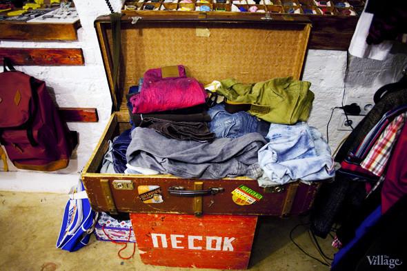 Гид по секонд-хендам и винтажным магазинам: 11 мест в Москве. Изображение № 97.