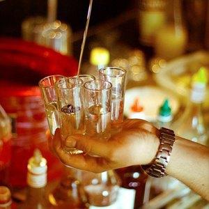 Ёлочные пирушки: 31 новогодняя вечеринка в Петербурге. Изображение № 19.