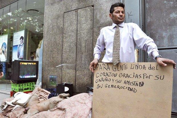 Латинский квартал: Как жители Буэнос-Айреса отомстили за бездомного. Изображение № 2.