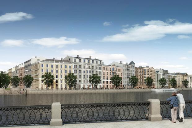 Суд идёт: четыре проекта квартала на месте «Набережной Европы». Изображение №30.