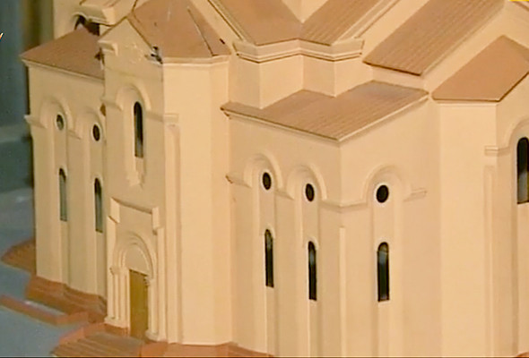 В Киеве построят самый большой в Европе армянский собор. Зображення № 3.