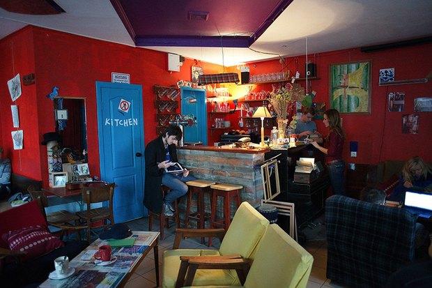 Испанский немецкий: Кафе и бары Киева. Изображение № 42.