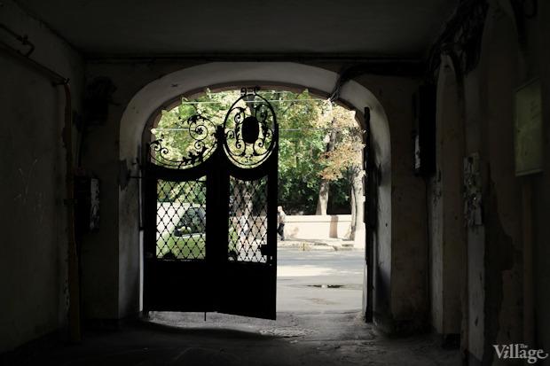 По ту сторону: Прогулка по одесским дворикам. Зображення № 2.