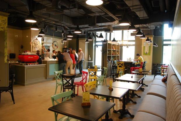 Новости ресторанов: Обновление бара «Бонтемпи», киоск с мороженым «Булки», «Probka на Цветном». Изображение № 29.