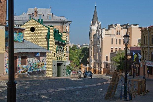На Андреевском построят два новых здания. Зображення № 1.