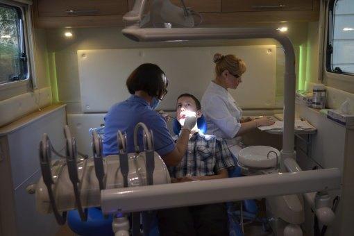 ВЦентральном районе появилась первая вгороде мобильная стоматология. Изображение № 3.