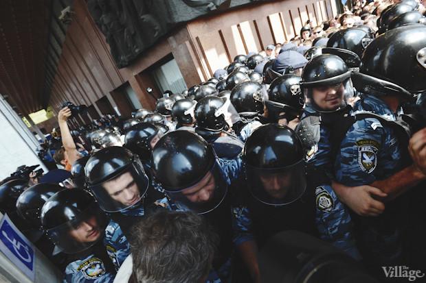 Copwatch: Действия милиции возле «Украинского дома». Зображення № 32.