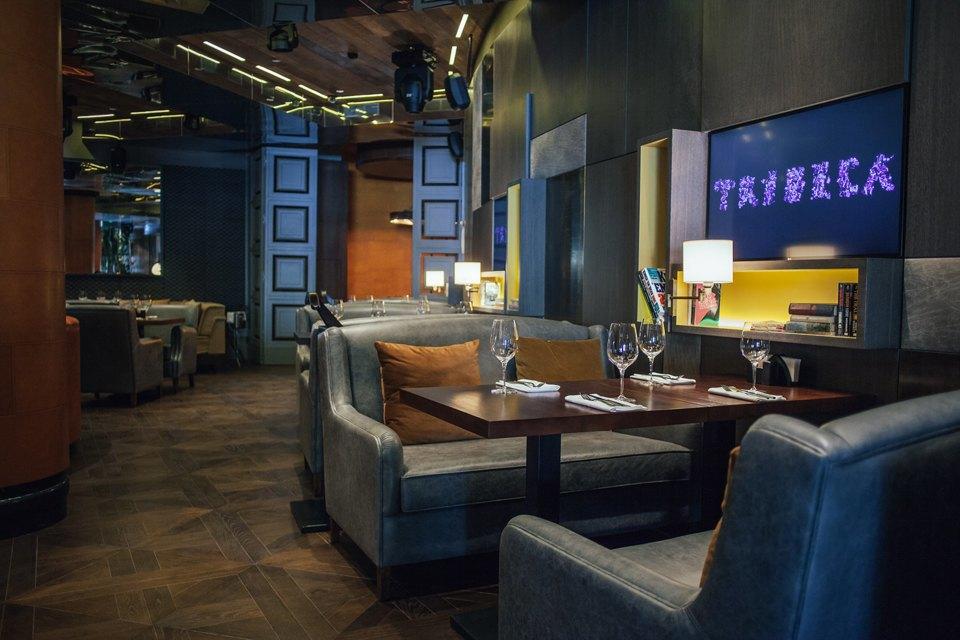 Ресторан американской кухни Tribeca. Изображение № 7.
