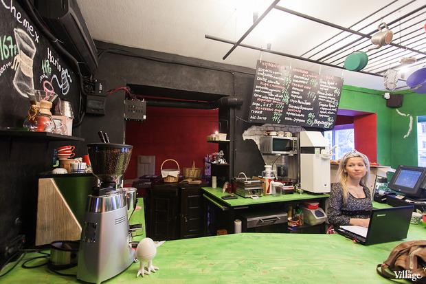 На Фонтанке открылась семейная кофейня «Кофе на кухне». Изображение № 5.