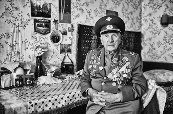 Выставка «100 лет. Портреты русских людей» открывается в «Росфото». Изображение № 6.