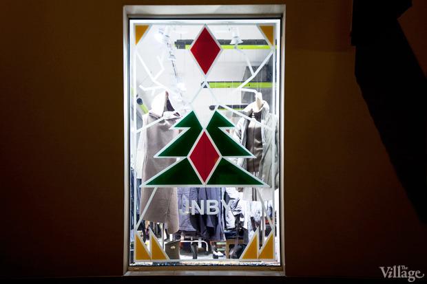 Напоказ: 6 новогодних витрин. Изображение № 1.