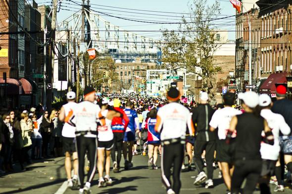 Иностранный опыт: 5 городских марафонов. Изображение № 20.