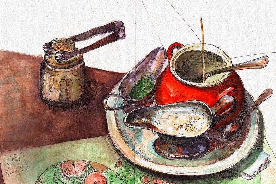 Пластилиновое кафе Didu. Изображение № 5.