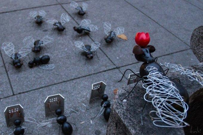 Стальные мухи наБольшой Конюшенной улице. Изображение № 2.