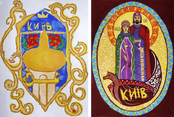 Мнение: Участники и жюри конкурса на логотип Киева — о финалистах и уровне работ. Зображення № 29.