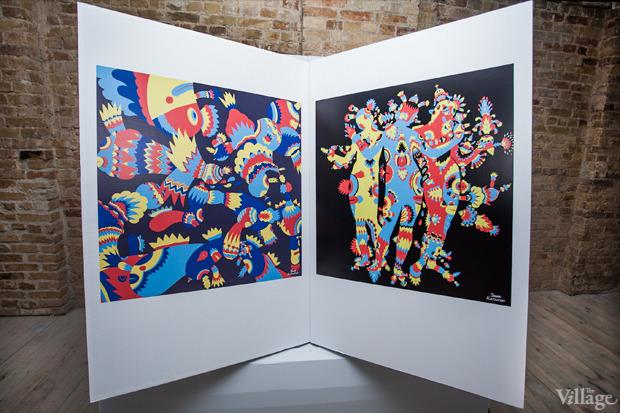 В Киеве открылась выставка Эдика Катыхина «Зеркало души». Зображення № 2.