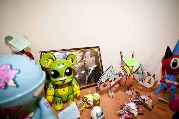 Офис недели (Петербург). Изображение № 49.