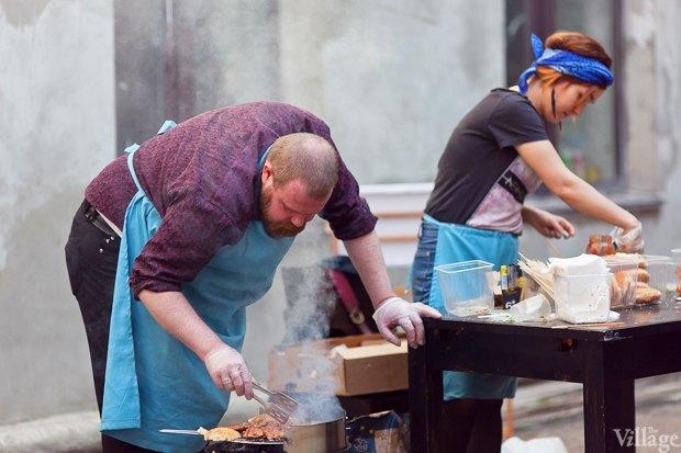 Первый «Ресторанный день» в Петербурге, 18 мая 2013 года. Изображение № 30.