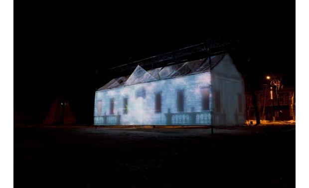 Проект «Ледяной дом». Мультимедийная реконструкция Ледяного дома XVII века . Изображение № 6.