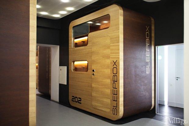 Новое место: Капсульный отель Sleepbox Hotel Tverskaya. Изображение № 6.