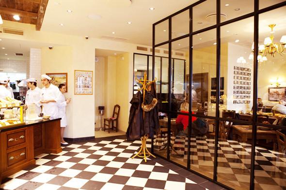 Новое место: кафе и пекарня Paul. Изображение № 12.
