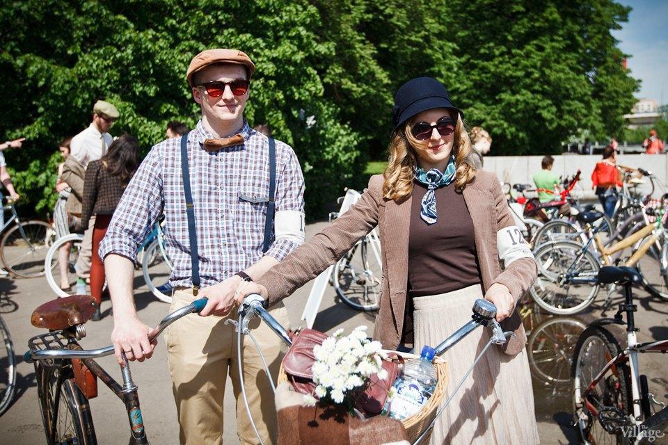 Люди в городе: Какпрошёл второй Tweed Ride. Изображение № 2.