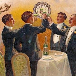 Новый год во Львове: Батяры, магия и танцы на барной стойке. Зображення № 4.