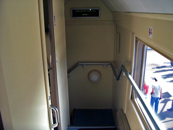 Лестница на второй этаж. Изображение № 10.
