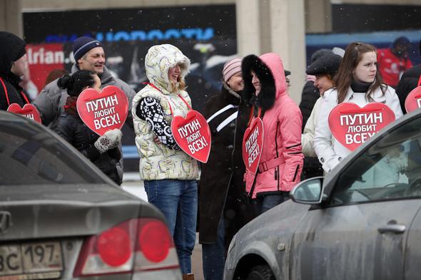 Близкое окружение: Участники акции «Белый круг» о проблемах Москвы. Изображение № 30.