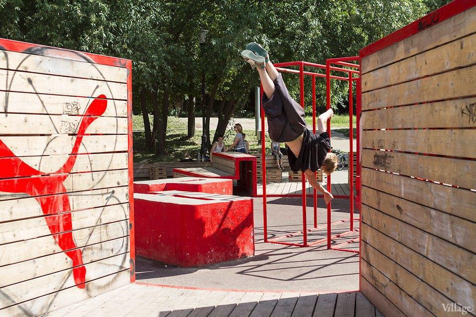 Люди в городе: Играющие в парках. Изображение № 19.