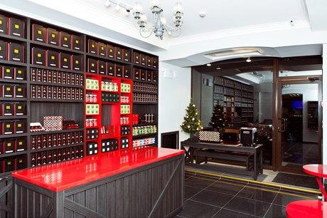 На Пушкинской открылся чайно-кофейный бутик Coupage. Зображення № 1.
