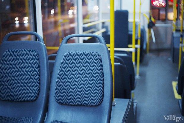 Фото дня: Первые ночные автобусы и троллейбусы в Москве. Изображение № 7.