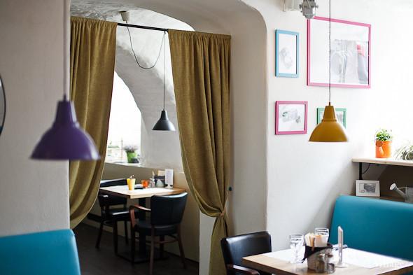 Новое место (Петербург): Кафе-бар Leica. Изображение № 11.