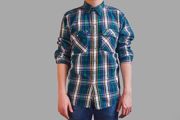 Вещи недели: 13фланелевых рубашек. Изображение № 13.