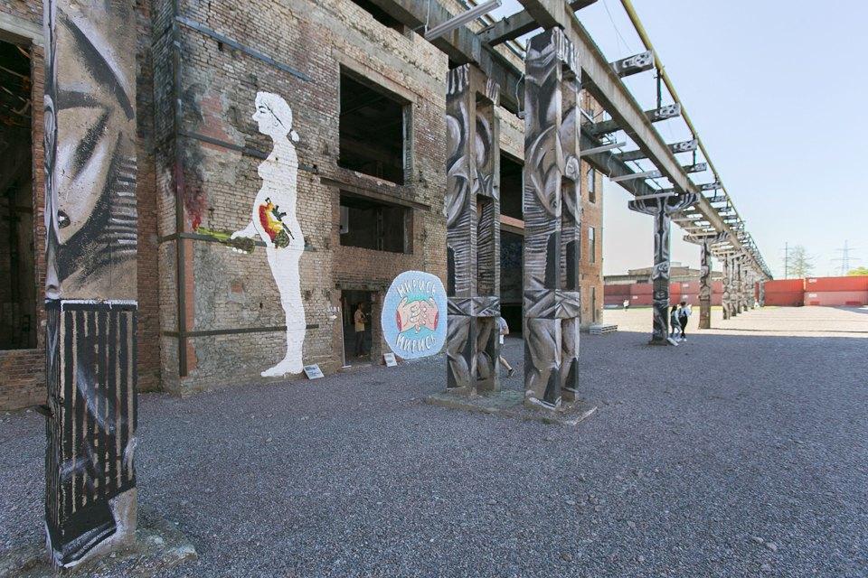 В Петербурге открылся Музей стрит-арта. Изображение № 27.