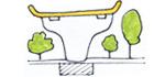 Идеи для города: Круглый пешеходный мост в Шанхае. Изображение №3.