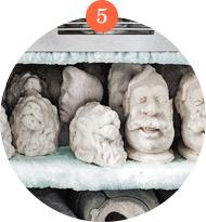 Как это делается (Львов): Скульптуры из сала . Изображение № 18.