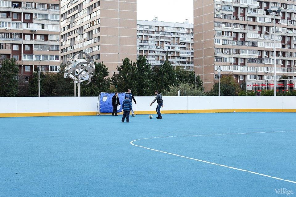Фото дня: Парк «Буратино» в Ново-Переделкине. Изображение № 1.