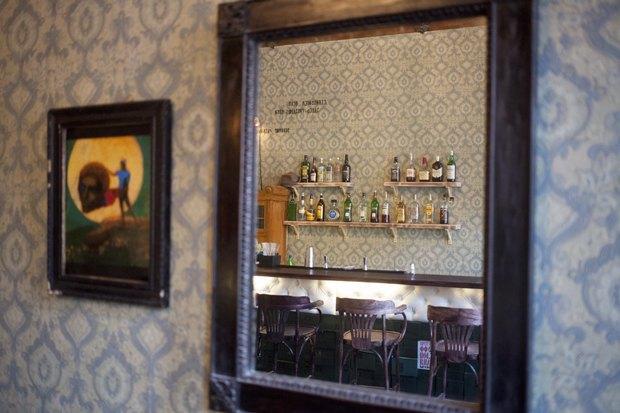 В«Цархитекторе» откроется бар «Пыль». Изображение № 8.