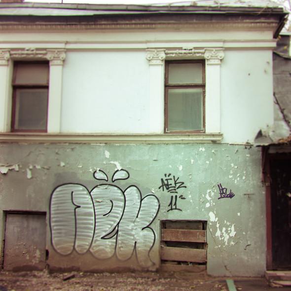 В зоне риска: Дом с кариатидами в Печатниковом переулке. Изображение № 13.