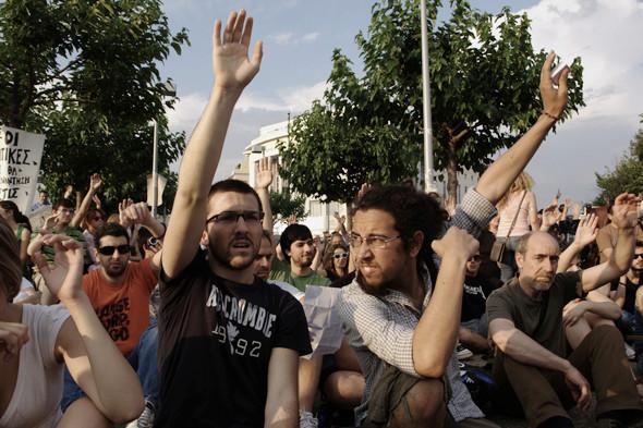 Народ против: Главные протесты 2011 года. Изображение № 14.