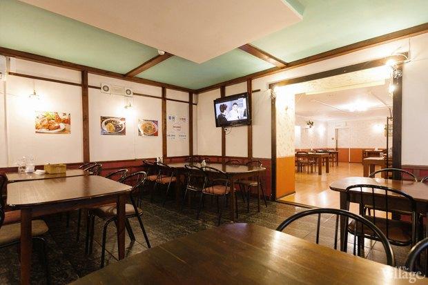 Все свои: Корейский ресторан на Лермонтовском проспекте. Изображение № 4.