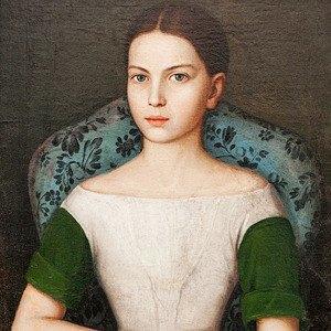 Портрет девочки. Неизвестный художник, из коллекции Галаганов. Предоставлено «Мистецьким арсеналом». Изображение № 3.