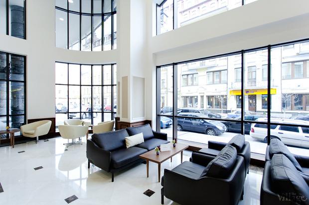 На Подоле открылся Radisson Blu Hotel. Зображення № 10.