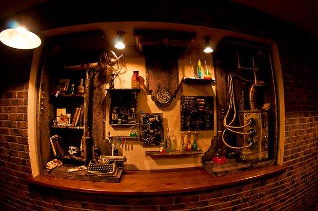 На Большой Полянке открылся гастробар Funky Lab. Изображение № 1.