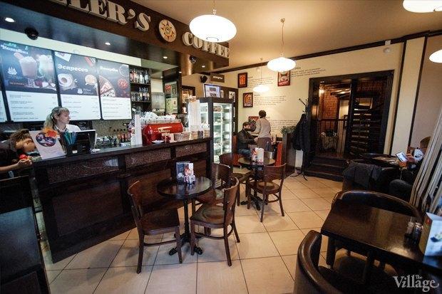Самая первая самостоятельная кофейня Traveler's Coffee в Новосибирске. Изображение № 34.